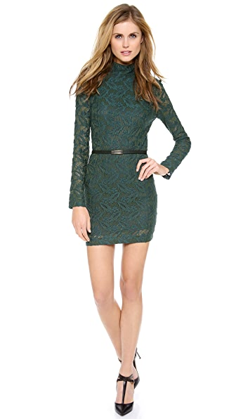 Roseanna Harlem Lace Mock Dress