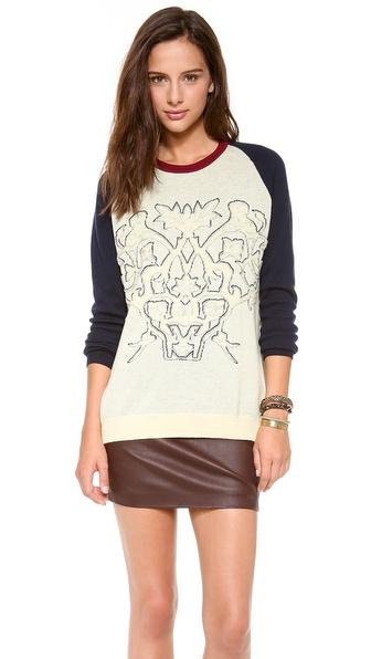 Roseanna Luke Sweater