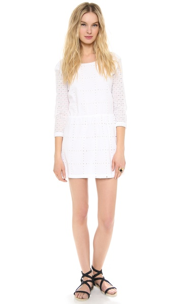 Roseanna Anika Long Sleeve Dress
