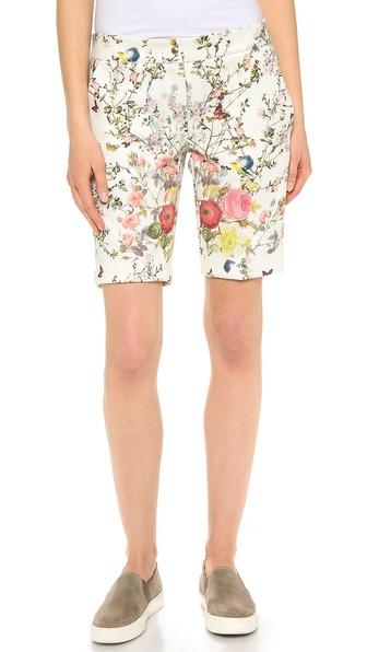 Roseanna Floral Neoprene Short
