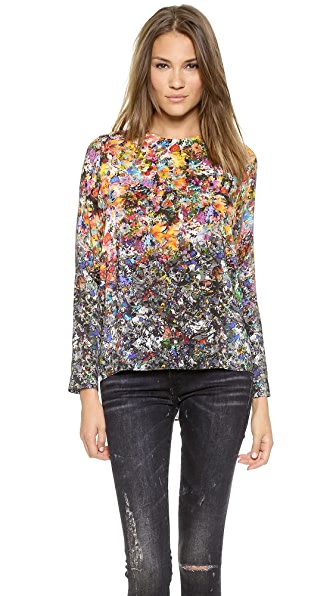 Roseanna Chase Floral Top