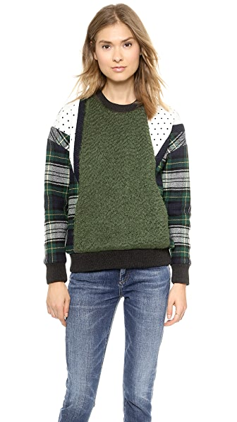Roseanna Scott Sweatshirt Top