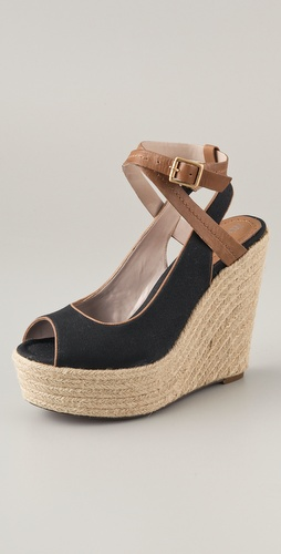 ROSEGOLD Leo Wedge Espadrilles
