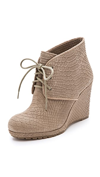 ROSEGOLD Bevin Wedge Booties