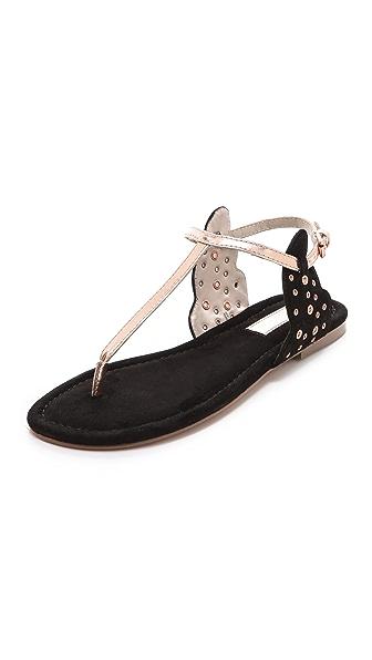 ROSEGOLD Milton T-Strap Sandals