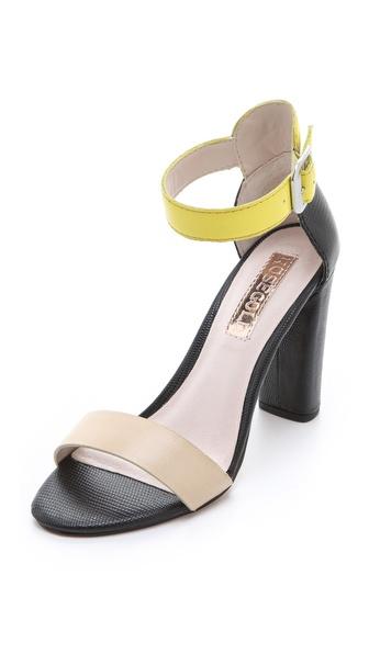 ROSEGOLD Zack High Heel Sandals