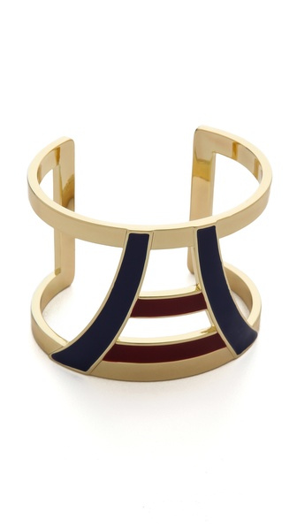 Rose Pierre Empress Cuff Bracelet
