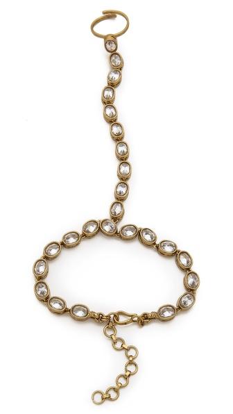 Rosena Sammi Jewelry Rajakumari Hand Ornament