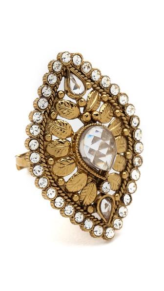 Rosena Sammi Jewelry Leaf Ring