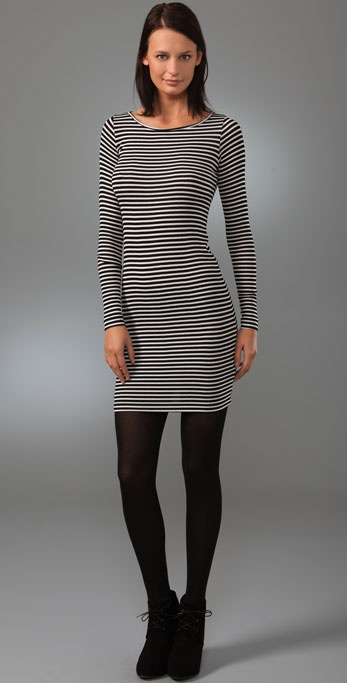 Rachel Pally Striped Bianca Dress