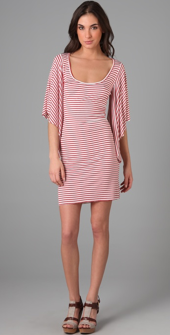 Rachel Pally Striped Boardwalk Dress