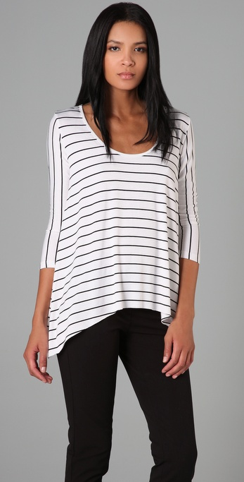Rachel Pally Yael Stripe Top