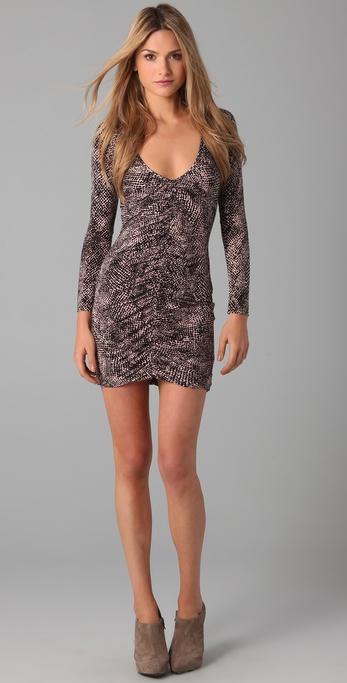 Rachel Pally Snake Dove Dress