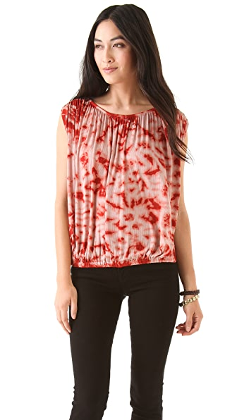 Rachel Pally Waverly Rib Top