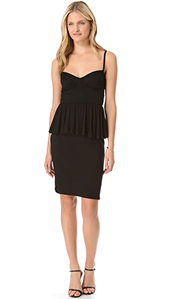 Rachel Pally Serra Peplum Dress