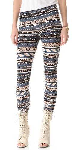 Rachel Pally Super Long Leggings