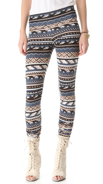 Rachel Pally Super Long Leggings from shopbop.com