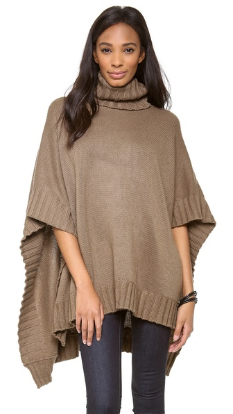 Rachel Pally Turtleneck Poncho