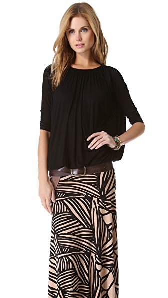 Rachel Pally 3/4 Sleeve Waverly Top