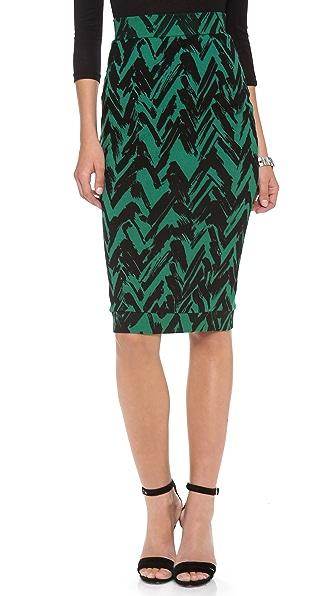 Rachel Pally Sweater Pencil Skirt / Tube Dress