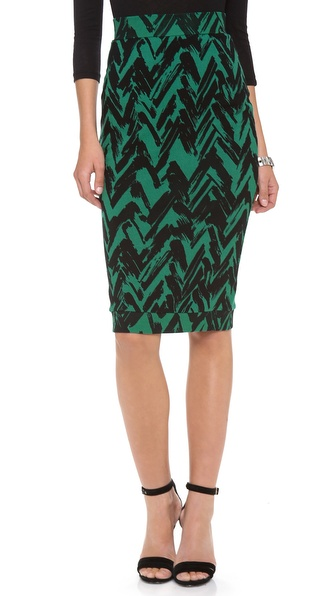 Rachel Pally Sweater Pencil Skirt / Tube Dress