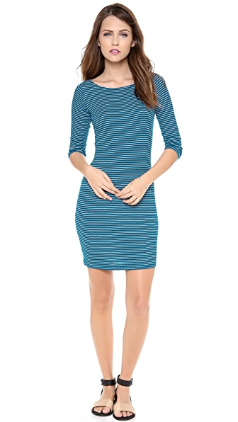 Rachel Pally Ribbed Bianca Dress