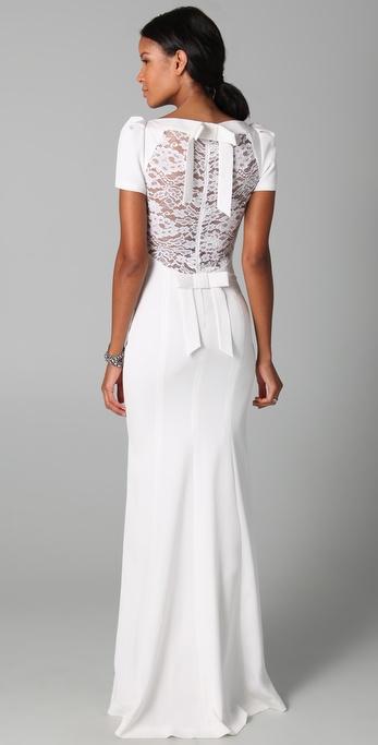 Amazon robe longue blanche