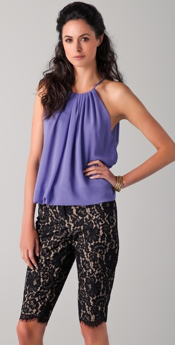 Robert Rodriguez Pleated Top