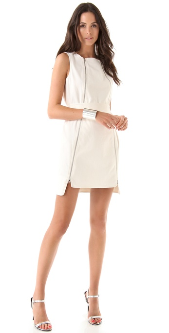 Robert Rodriguez Dual Zip Dress