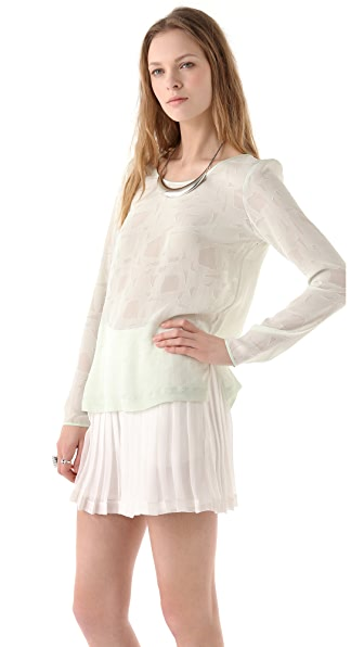 Robert Rodriguez Burnout Easy Top