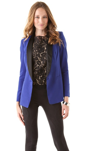 Robert Rodriguez Tux Boyfriend Blazer