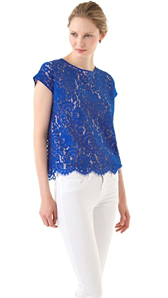Robert Rodriguez Must Have Lace Top