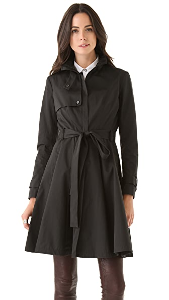Robert Rodriguez Fit & Flare Trench