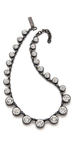 Shop Robert Rodriguez Graduated Crystal Necklace and Robert Rodriguez online - Accessories,Womens,Jewelry,Necklace, online Store