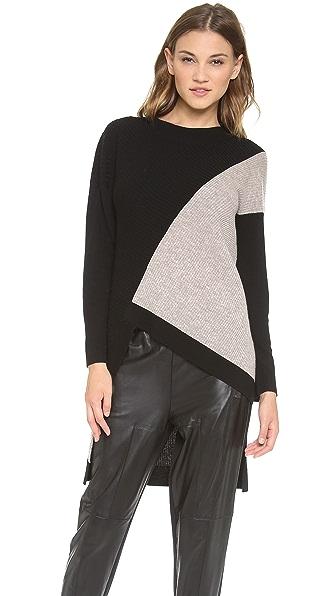 Robert Rodriguez Asymmetrical Pullover
