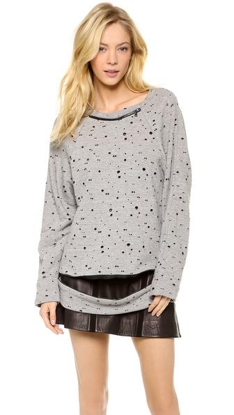 Robert Rodriguez Burnout Sweatshirt