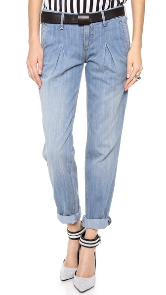 Robert Rodriguez R-N-D Denim Silver Screen Slim Chino Jeans