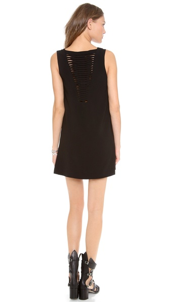 Robert Rodriguez Vertebrae Shift Dress