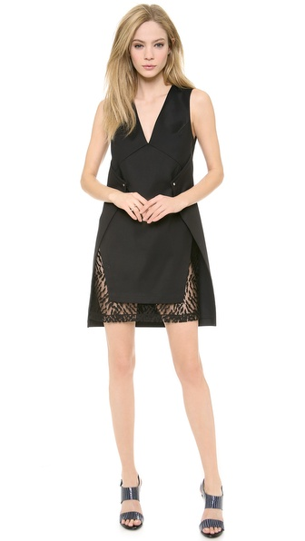 Robert Rodriguez Warrior Dress