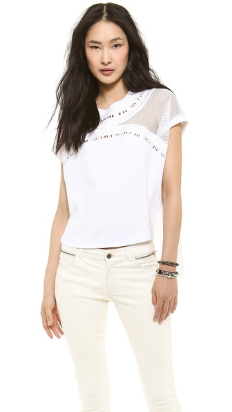 Robert Rodriguez Kuba Embroidered Tee