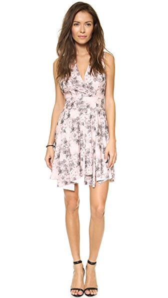 Robert Rodriguez Floral Summer Dress