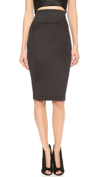 Robert Rodriguez Quorra Pencil Skirt