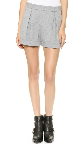 Robert Rodriguez Jersey Dress Shorts