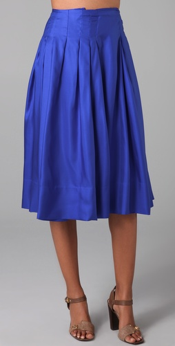 Rachel Roy Swing Skirt