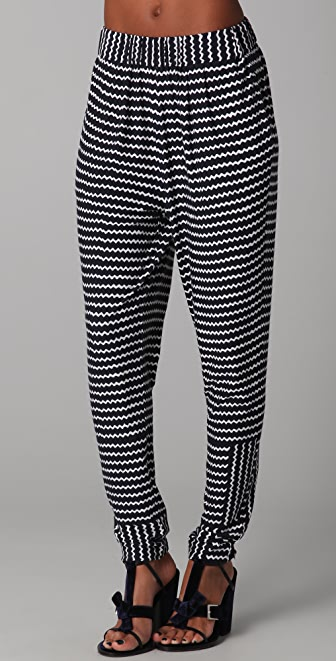 Rachel Roy Print Pants