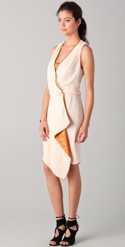 Rachel Roy Cascade Dress