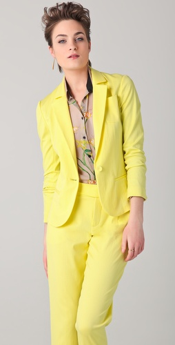 Rachel Roy Draped Jacket