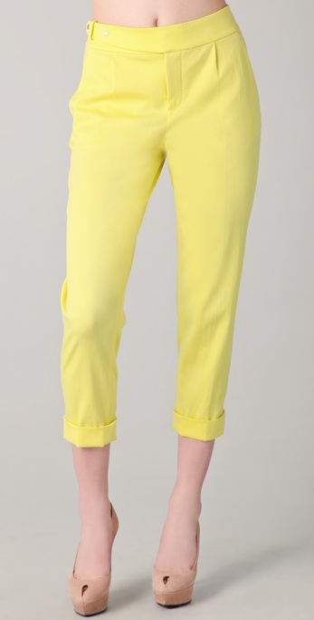 Rachel Roy Cropped Pants