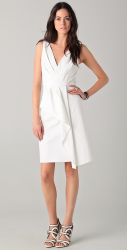 Rachel Roy Draped Wrap Dress