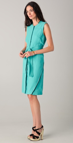 Rachel Roy Tie Dress